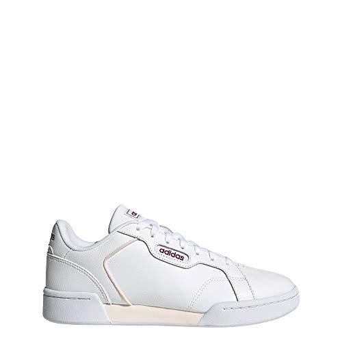 adidas ROGUERA, Bomba Mujer, Blanc Blanc Rose Pãle, 40 EU