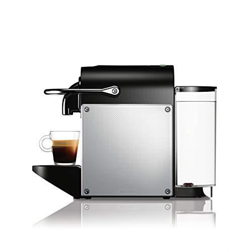 Nespresso Pixie and some coffee capsules