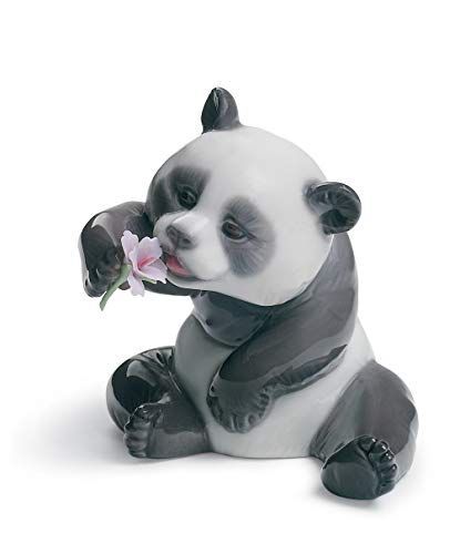 LLADRÓ A Cheerful Panda...
