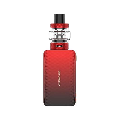 Vaporesso Gen Nano Box Kit sigaretta elettronica 2000mAh 3.5ML Kit completo - Tabacco San senza nicotina (Rosso)