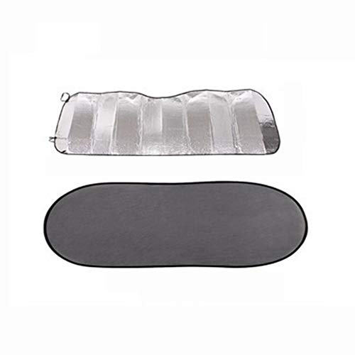 XUzg- Shade auto zonwering, zonwering, voor- en achterruiten, anti-uv-zonbescherming, warmte-isolatie, gordijn, auto, zonneklep, plafond