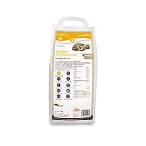 SALiNGO Premium Katzenfutter getreidefrei Geflügel Pur I hochwertiges Protein und Taurin | Hoher Fleischanteil I… 2