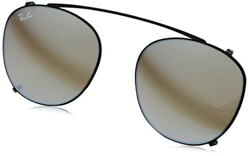 Ray-Ban 0Rx6355C, Monturas de Gafas para Hombre, Negro (Black), 50