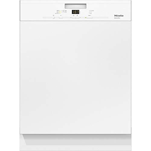 Lavavajillas parcialmente integrable modelo G 4310 i BRWS Active SCi Active Eco, A++, color blanco, 57 x 60 x 80,5 centímetros (referencia: Miele 21431006IB)