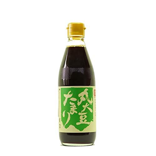 MARUMATA TAMARI SHOYU – Pure artisan Japanese soy sauce – Gluten-Free, All natural aged with barrel – Sashimi & Sushi Soy Sauce – Enhanced Flavor – Ideal For Raw Fish Dishes, Western BBQ, Steak - 12.2 fl oz (360 mL)