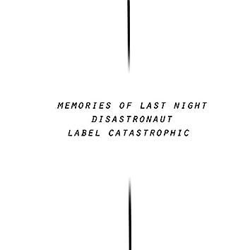 Memories of Last Night