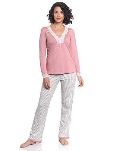 Vive Maria Strawberry Night Pyjama Coral/Allover, Größe:XS