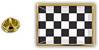 Spilla Pin pin's Spille spilletta Giacca Bandiera Badge scacchiere Formula