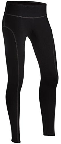 ColdPruf Women's Quest Performance Base Layer Leggings, Black, Medium