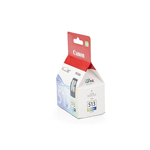 Original Tinte Canon CL-513 2971B001 XXL - 1 Tinten-Patrone - Cyan, Magenta, Gelb - 349 Seiten - 13 ml