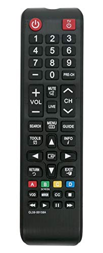 GL59-00158A Replaced Remote fit for Samsung Smart Media Player...