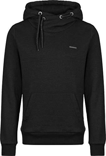 Ragwear Sweater Herren NATE 2012-30009 Schwarz Black 1010, Größe:XXL