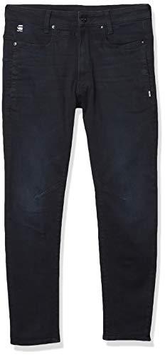 G-STAR RAW Herren D-Staq 3D Slim Jeans, Blau (Dk Aged 8971-89), 32W / 32L