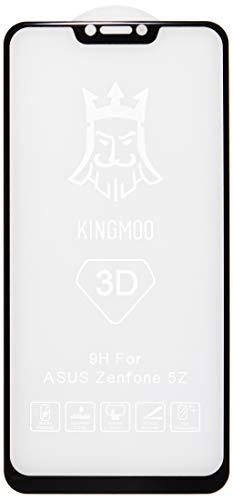 Película de Vidro 3D Asus Zenfone 5 5Z Tela Toda, Cell Case, Película de Vidro Protetora de Tela para Celular, Preto, PV3DZE620