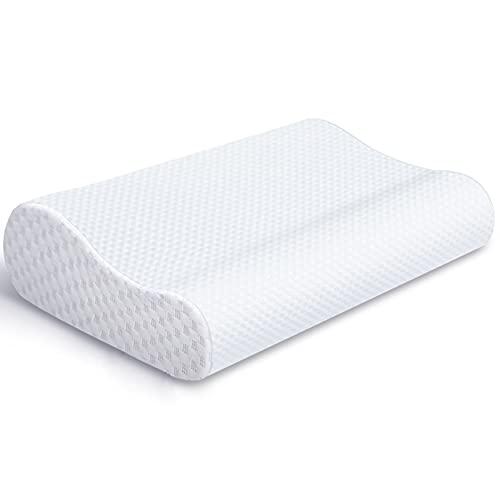 Almohada de espuma viscoelástica de altura a elegir.
