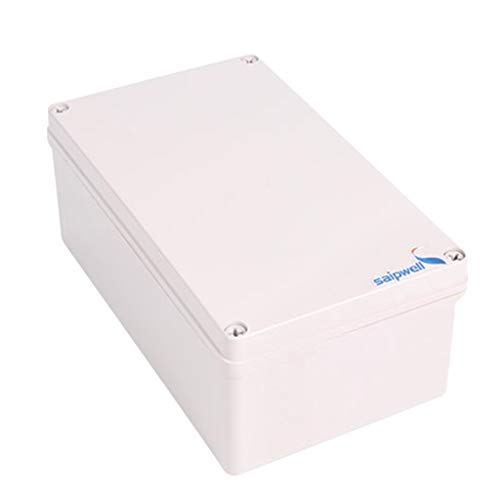 Abzweigdose Aufputz Feuchtraum Kabelabzweigdose Verbindungsdose IP66, 250x150x100mm