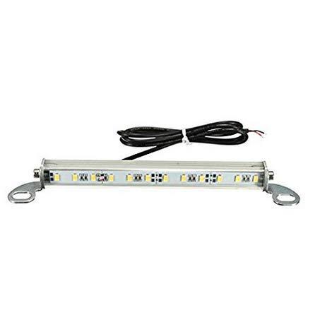 YONGYAO Voiture Camion Xenon Blanc 12 SMD LED License Plaque Clignotant 12V DC Vis Bolt-on