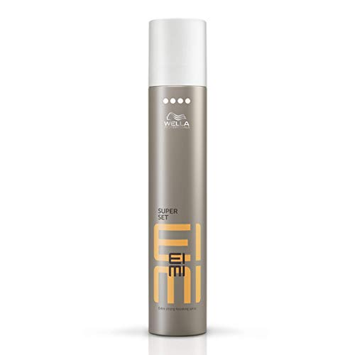 Wella EIMI Super Set – Besonders starkes Finishing Spray – 1 x 300 ml
