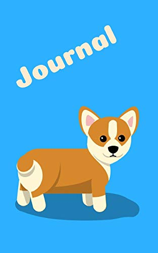 Journal: Corgi; 100 sheets/200 pages; 5