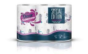 Wepa Küchenrolle 3 x 80 Blatt Special Edition