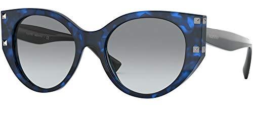 Valentino Gafas de sol VA4068 503111 Gafas de sol Mujer color Azul gris tamaño de lente 53 mm