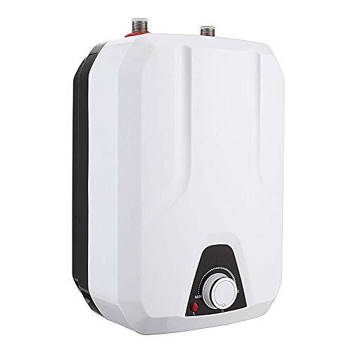 BTSSA 220 V 1500 Watt Mini Durchlauferhitzer Elektrische Durchlauferhitzer Elektrische Warmwasserbereiter Einstellbare Temperatur, Intelligente Konstante Temperatur Für Home Bad Küche