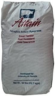 SeedRanch Attain Tetraploid Annual Ryegrass Seed - 50 Lbs.