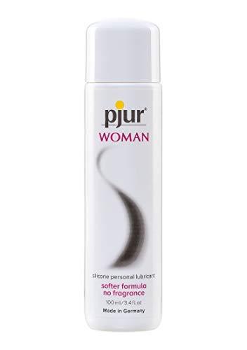Pjur | Glijmiddel op siliconenbasis | Voor vrouwen | Voor sprankelende seks en langer plezier