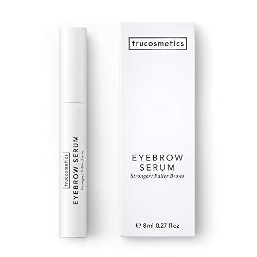 trucosmetics - EYEBROW SERUM | Augenbrauenserum | volle und kräftige Brauen, füllt Lücken | 8 ml