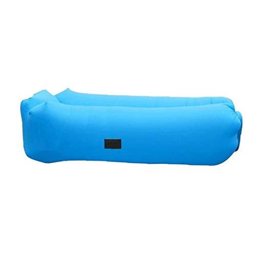 Aufblasbare Lounger Air Sofa Wind Hängesessel Schwimmdock Bewegliches Bett Für Strand, Pool, Camping, Im Freien Lazy Bag Wolke Couch
