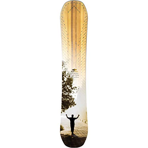 BuddyBuddy Herren Freeride Snowboard Catnip Eco EK, Größe:159, Farben:no Colour