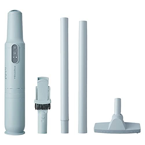 レコルト コードレススティッククリーナー フルセット RSC-1FS(BL) ペールブルー recolte Cordless Stick Cleaner Full Set