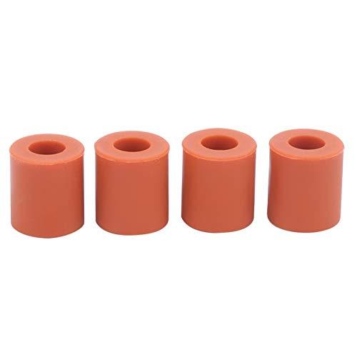 Silicone Platform Leveler, Lightweight Printer Leveling Column, High Temperature Resistant Leveling Column, Practical for Industrial 3D Printer Home Business