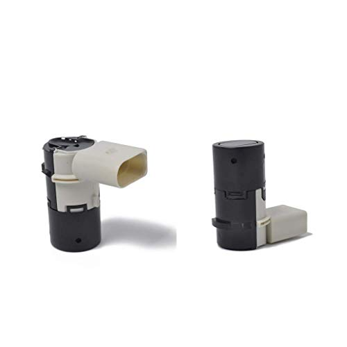 YBB-YB YankimX - 2 sensores de aparcamiento de plástico para Passat Syncro / 4Motion 2001-2005, 3 pines,