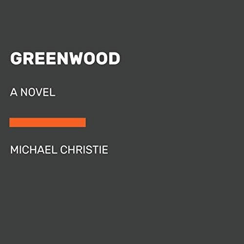 Greenwood audiobook cover art