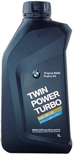 BMW SAE 0W-20 Full Synthetic Motor Oil, 1 Quart, 16. Fluid_Ounces