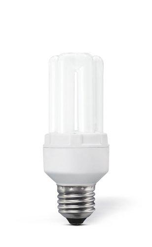 Osram 63138b1 Dulux Superstar E27 Ampoule à économie d'énergie en Forme de Tube 14 W/827 Blanc Chaud
