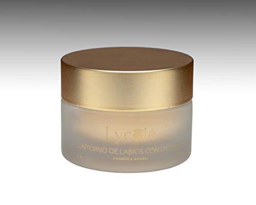 Cosmetica Natural De Licopeno Contorno de Labios Con Licopeno 15 ml; lycole 15 ml