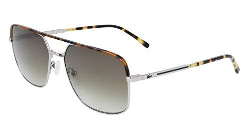 Lacoste L227S-038 Gafas, Light Grey, 59/17/145 para Hombre