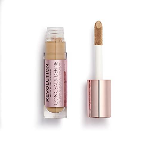 Makeup Revolution - Concealer - Conceal and Define Concealer - C10.5