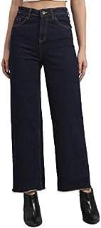 KOTTY Women's High Rise Cotton Lycra Jeans