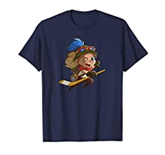 Each one of our designs are 100% authentic. The designs are created by the incredibly talented comic artist who gets inspiration from her daily life and comics and illustrate each Tee shirt design. 100% Satisfaction is guaranteed! Lightweight, Classi...