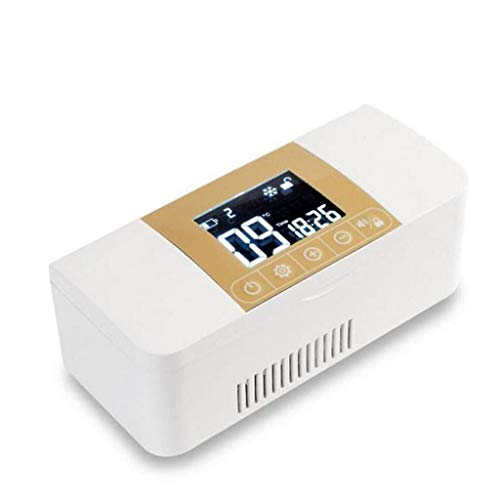 FRIDGE Auto Kühlschrank Tragbaren Insulin Kühlschrank DREI Lagerung Kühltasche Diabetic Insulin Cooler Box Mini Eisbox Startseite Für Reisen