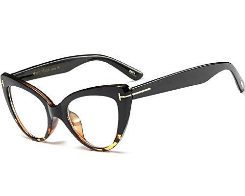 YOFASEN Gafas De Sol Al Aire Libre Para Mujer, Gafas Antideslumbrantes Antideslumbrantes, Fatiga Antiojos Unisex Y Dolor De Cabeza,Leopardo