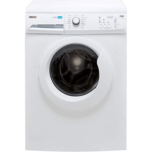 Zanussi Lindo100 ZWF81240NW 8Kg Washing Machine with 1200 rpm - White
