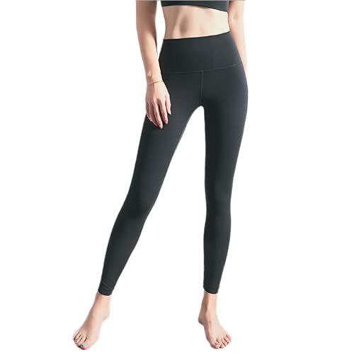 QTJY Leggings de Ejercicio Push-up de Ejercicio sin Costuras para Mujer, Pantalones de Yoga de Cintura Alta de Moda para Levantar el Abdomen BL