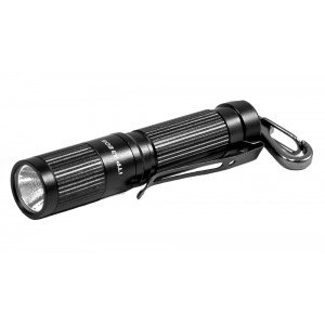ITP A3 EOS 150 Lumen 3 Outputs and Strobe CREE XP-G2 LED Keychain Flashlight 2016 Edition 1X AAA Battery (Not Included)