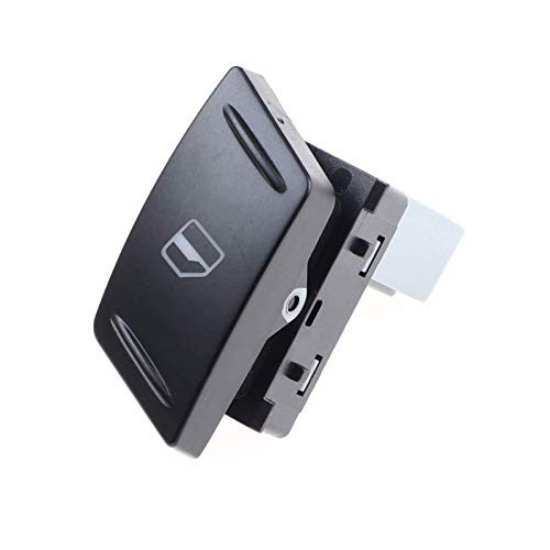 Interruptor eléctrico derecho de elevalunas eléctrico para ventana de coche, botón de control para Skoda Octavia 2004-2013 MK2 Yeti 2010 2011 2012 2013 2014 1Z0959856