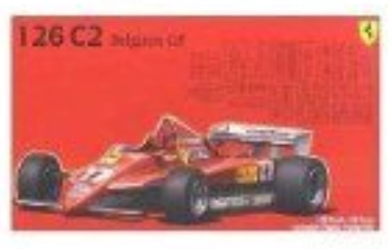 1 20 Ferrari 126C2 Belgium GP (Model Car) (japan import)