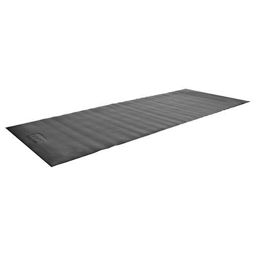 WaterRower Rudergerät Bodenschutzmatte, Schwarz, Standard